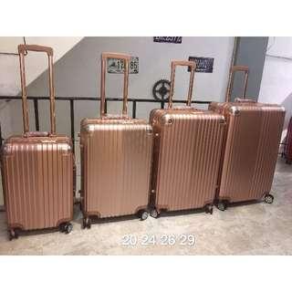 全新 四輪行李箱20吋24吋26吋29吋