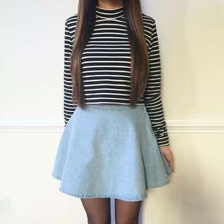 Stripe Long Sleeves (S)
