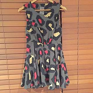 Moon Collection Dress Sz S