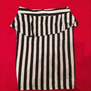 Forcast Pencil Skirt