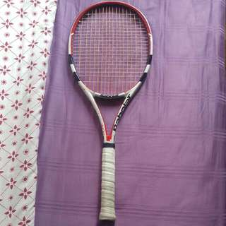 Babolat Pure Storm Tour + Tennis Racket