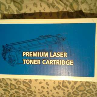 Laser Toner Cartridge (Printer)