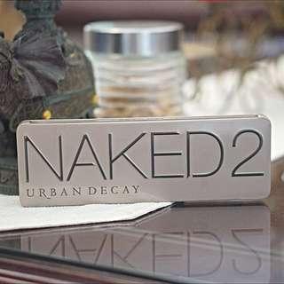 Naked 2 Eyeshadow Palette