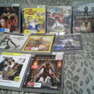 PS3 GAMES