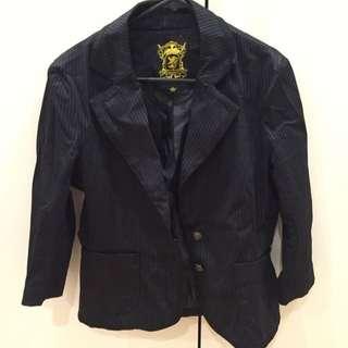 Black Jacket Size L