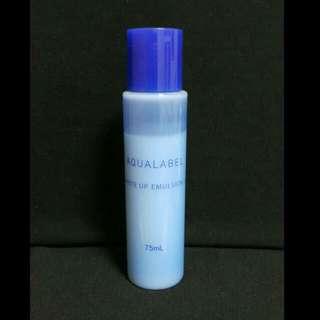 Aqualabel水之印 晶透白柔膚乳液(清爽型)