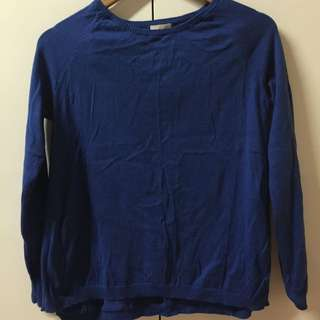 Brand New Gorman Blue Knit Sweater Size 8