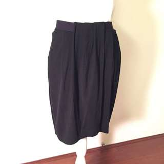 Country Road Wool Skirt