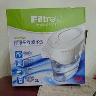 3M長效濾水壺