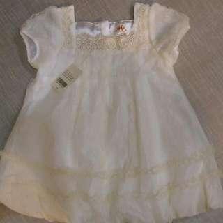 小新娘白紗洋裝