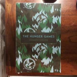 The Hunger Games Trilogy Brand New