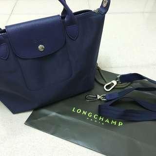 Longchamp Neo 深藍