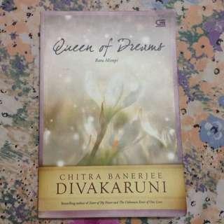Queen Of Dreams - CITRA BANERJEE DIVAKARUNI