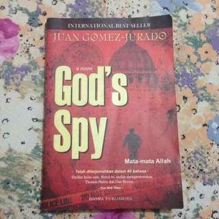 God's Spy - JUAN GOMEZ-JURADO