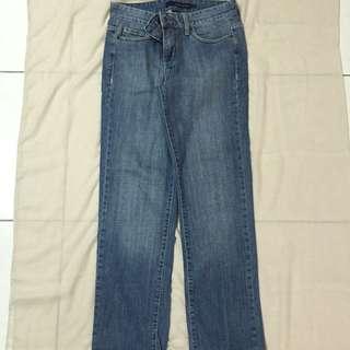 Ck Calvin Klein 牛仔褲27/4號