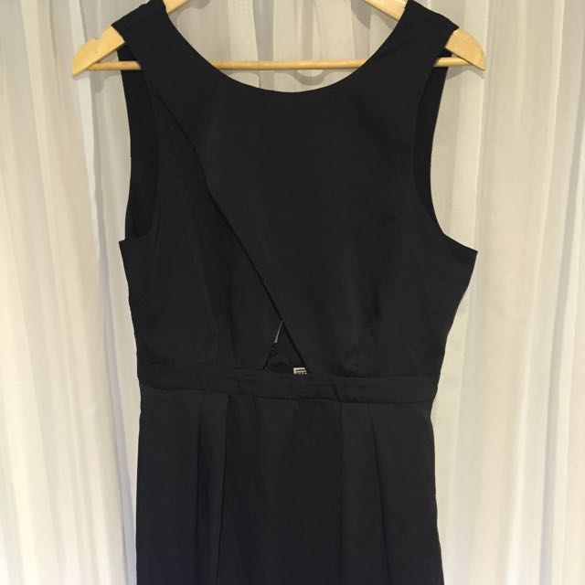 Bettina Liano Black Dress Size 14