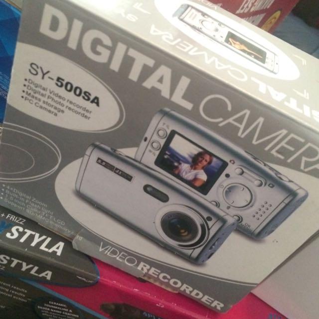 Digital Camera Video Recorder Just$10