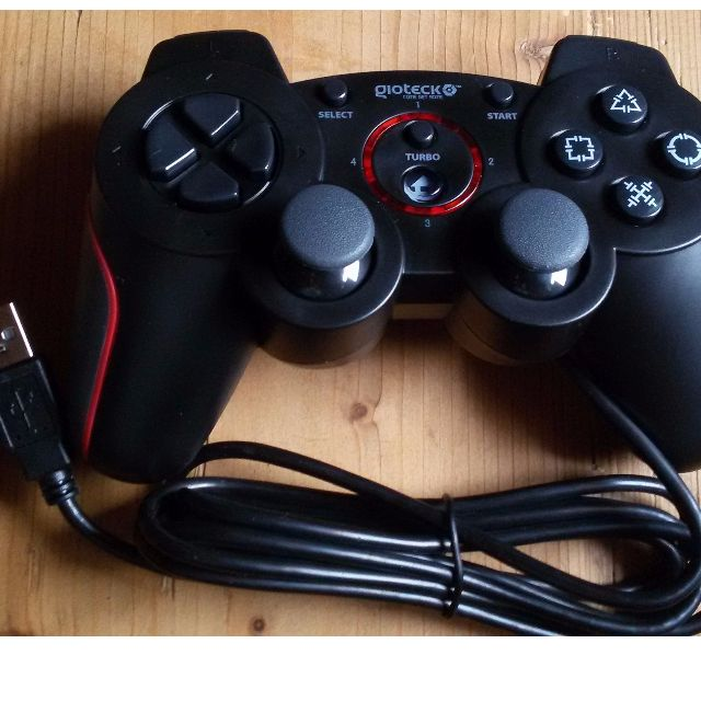 {RESERVED} (Mint) Gioteck VX-2 Wired Controller (No Box)