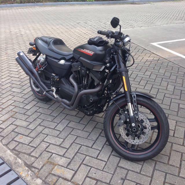 Harley Davidson FS Sportster XR1200X 2010