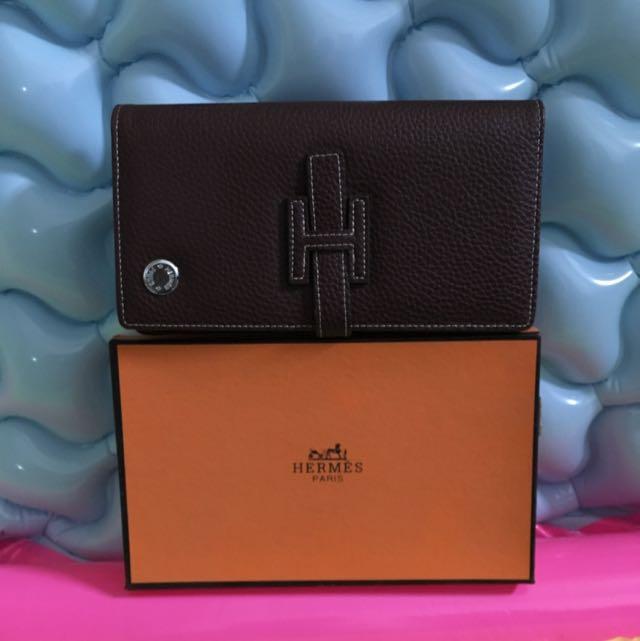 Hermes Paris Wallet