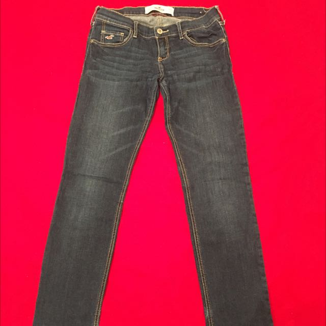 Hollister Low Waist Jeans