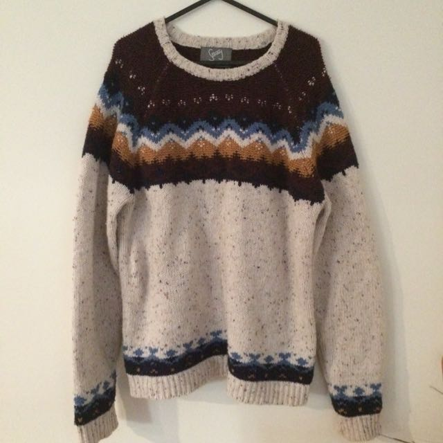 Knitted Oversized Jumper