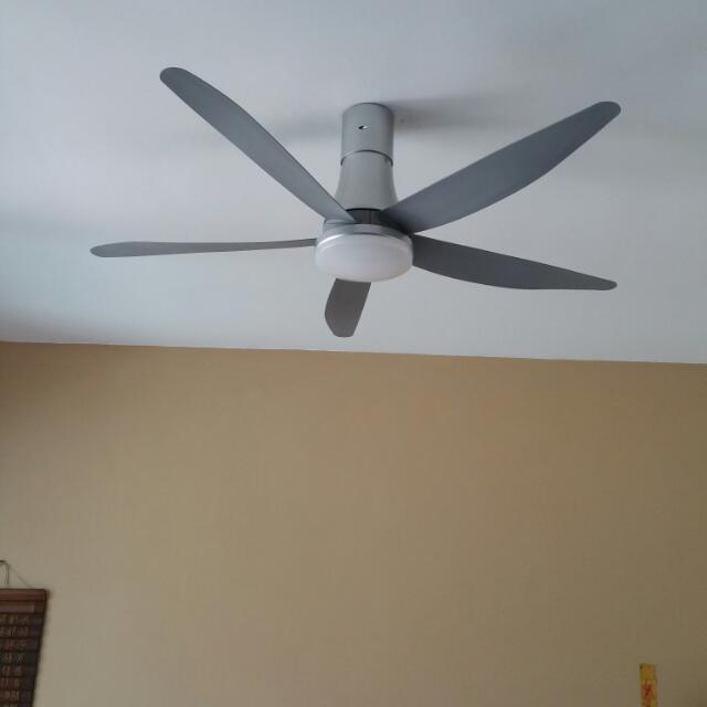 Ceiling Fan With Led Lights Singapore Pranksenders Panasonic