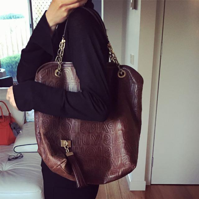 Limited Edition Louis Vuitton Shoulder Bag