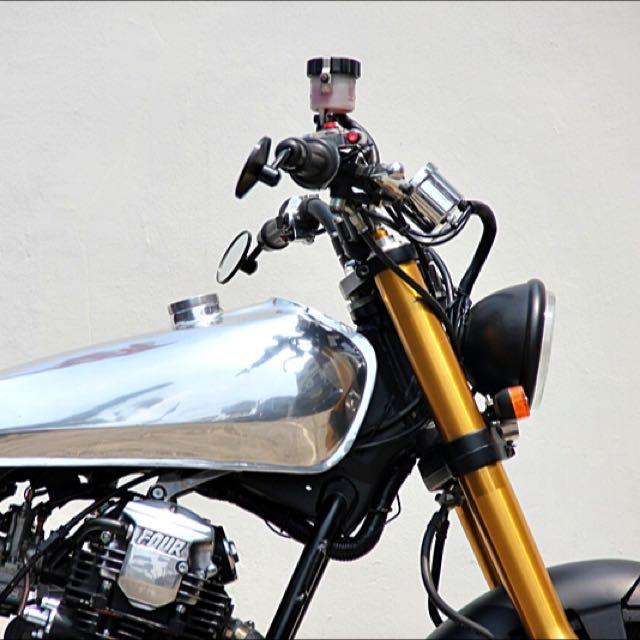 Luminious Yamaha Scorpio