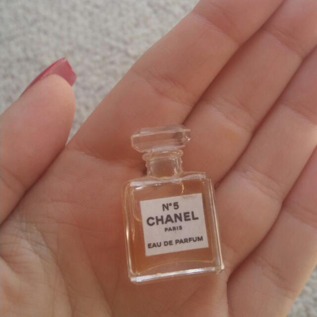 Mini Chanel No.5 Genuine! 1 - 2ml