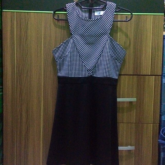 Mini Dress - Something Borrowed