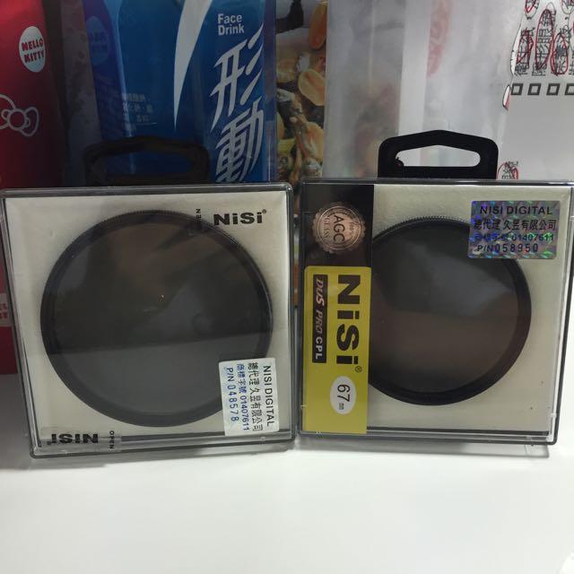 NISI偏光鏡