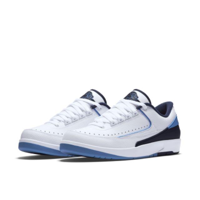 9e1284327515c3 PO) Nike Men Air Jordan 2 Retro Low