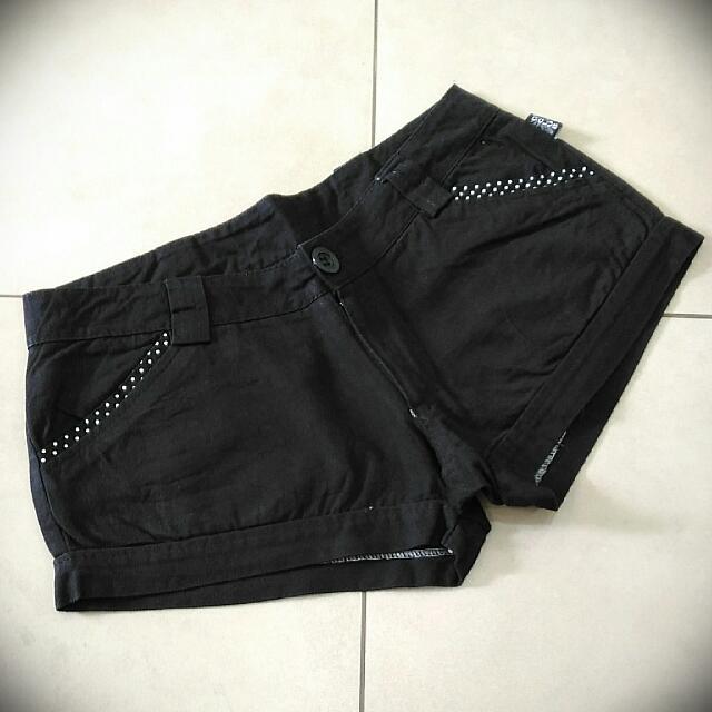 [Preloved] Black Short