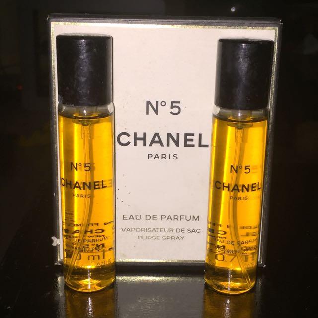 Refill Parfum Channel no5 (0riginal)
