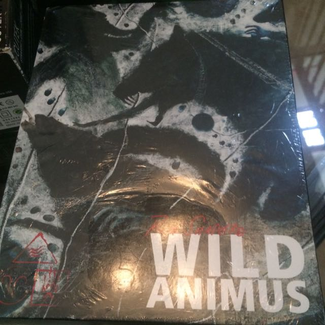 Rich Shapero Wild Animals Book Collection Just $5