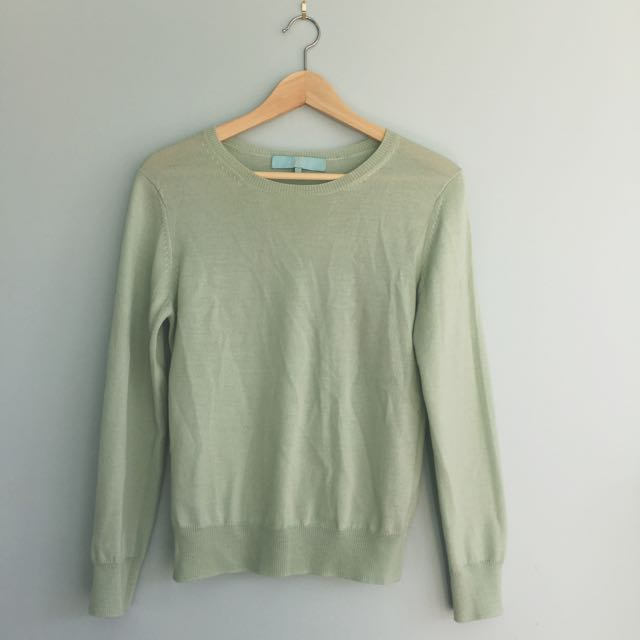 SAMBAG 100% Wool Jumper