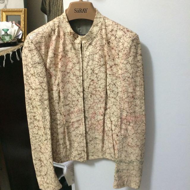 Saray Leather Jacket
