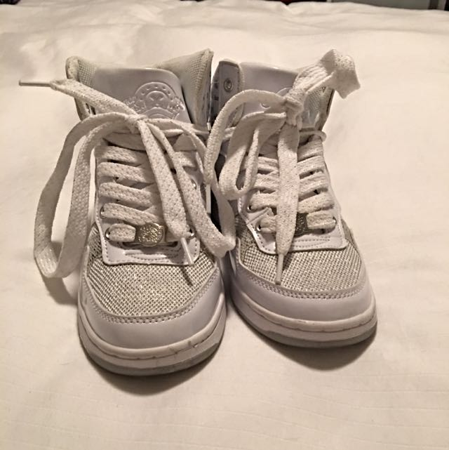 Size 5 High Tops
