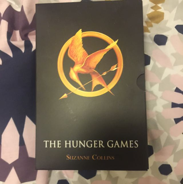 (PENDING) The Hunger Games
