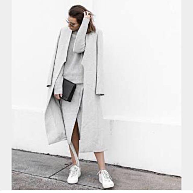 LOOKING FOR: Witchery Monroe Grey Coat