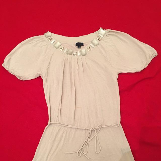Witchery White Dress