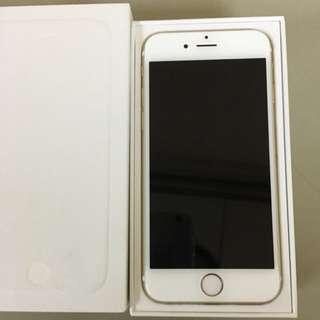 Iphone6 16g金 95成新