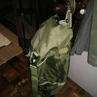 High Desert Tactical Duffle Bag (Olive Green)