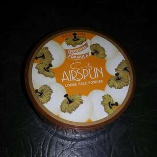 Coty Airspun Loose Face Powder (Translucent Extra Coverage)