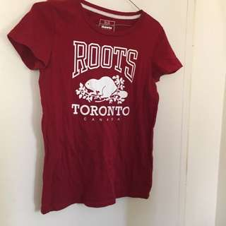 Limited Edition Toronto Roots Logo T-shirt
