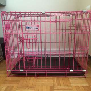 Small Dog Or Puppy Crate