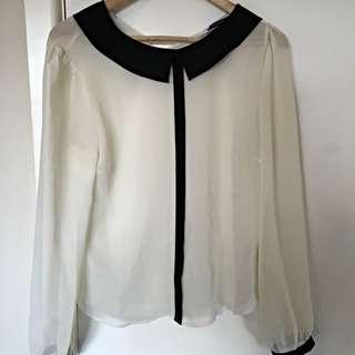 Portmans Size 12 Shirt