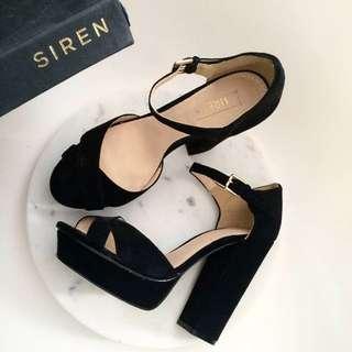 Siren Strap Heels
