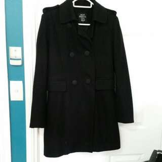 Black Friday Trenchcoat Size 10